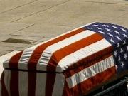 soldier casket